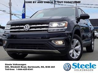 Used 2018 Volkswagen ATLAS Highline - Certified, Highline, Low Mileage, Off-Lease for sale in Dartmouth, NS