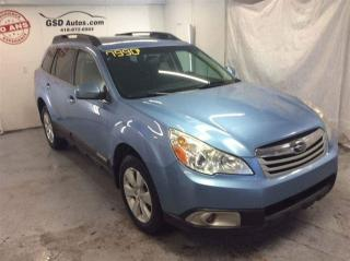 Used 2010 Subaru Outback 3.6R Ltd for sale in L'ancienne-lorette, QC