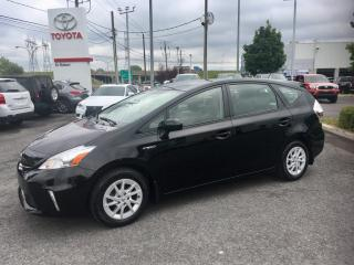Used 2014 Toyota Prius V for sale in Saint-hubert, QC