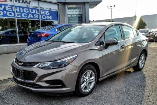 Used 2017 Chevrolet Cruze LT for sale in Saint-hubert, QC