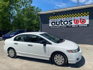 Used 2009 Honda Civic Manuelle for sale in Laval, QC