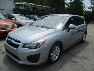 Used 2012 Subaru Impreza HATCHBACK 4 portes, boîte AUTOMATIQUE for sale in Laval, QC