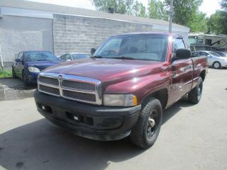 Used 2001 Dodge Ram 1500 2 portes, cabine classique, empattement for sale in Laval, QC