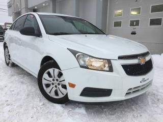 Used 2012 Chevrolet Cruze LS GROUPE ELECTRIQUE CRUISE for sale in St-Malachie, QC