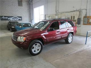Used 2001 Jeep Grand Cherokee LTD for sale in Montreal, QC