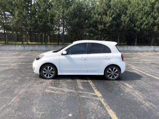Used 2016 Nissan MICRA SR FWD for sale in Cayuga, ON