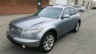 Used 2003 Infiniti FX45 for sale in Burlington, ON