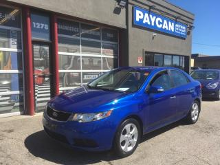 Used 2010 Kia Forte EX for sale in Kitchener, ON