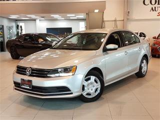 Used 2015 Volkswagen Jetta Sedan 2.0L-AUTOMATIC-CAMERA-BLUETOOTH-ONLY 46KM for sale in York, ON