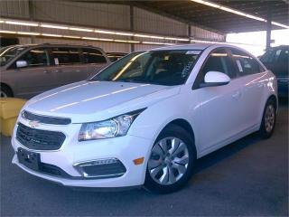 Used 2016 Chevrolet Cruze Limited LT-AUTO-BACK UP CAMERA-BLUETOOTH-ONLY 29KM for sale in York, ON