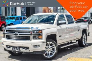 Used 2015 Chevrolet Silverado 1500 High Country for sale in Thornhill, ON