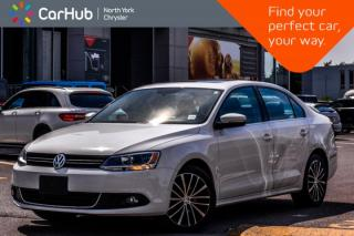 Used 2013 Volkswagen Jetta Sedan TDI |Manual|Premium.Pkg|Sunroof|Leather|HeatFrntSeats|17