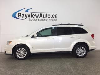 Used 2015 Dodge Journey SXT - ALLOYS! PUSH BTN START! 3 ZONE CLIMATE! U-CONNECT! for sale in Belleville, ON