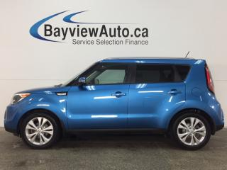 Used 2015 Kia Soul EX - ALLOYS! HTD SEATS! BLUETOOTH! PWR GROUP! CRUISE! for sale in Belleville, ON