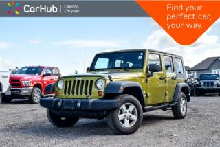 Used 2007 Jeep Wrangler X|4x4|Hard top|Pwr windows|Pwr Locks|Keyless entry|16