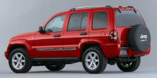 Used 2006 Jeep Liberty LIMITED for sale in Bolton, ON