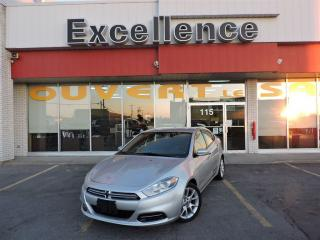 Used 2013 Dodge Dart Sxt + Bluetooth for sale in Vaudreuil-dorion, QC