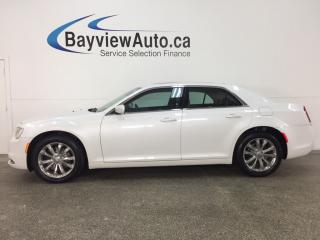 Used 2015 Chrysler 300 - AWD! REM START! PANOROOF! HTD LTHR! NAV! U-CONNECT! for sale in Belleville, ON