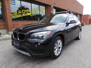 Used 2013 BMW X1 xDrive28i Premium Package! Navigation, Panoramic Sunroof for sale in Woodbridge, ON