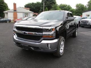 Used 2017 Chevrolet Silverado 1500 POWER EQUIPPED LT MODEL 6 PASSENGER 5.3L - V8.. 4X4.. CREW.. SHORTY.. HEATED SEATS.. REMOTE START.. for sale in Bradford, ON