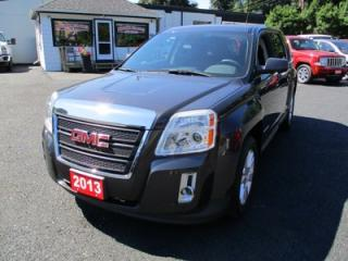 Used 2013 GMC Terrain POWER EQUIPPED SLE-1 MODEL 5 PASSENGER 2.4L - 4 CYL.. AWD.. CLOTH.. BACK-UP CAMERA.. USB/AUX.. for sale in Bradford, ON