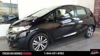 Used 2015 Honda Fit Ex-L Navigation Cuir for sale in Trois-rivieres, QC