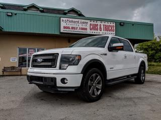 Used 2014 Ford F-150 FX4 for sale in Bolton, ON