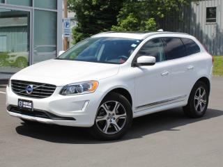 Used 2015 Volvo XC60 T6 Premier Plus AWD | LEATHER | SUNROOF | ONLY 37K for sale in Fredericton, NB