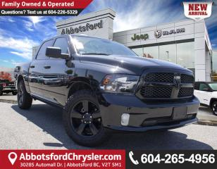 Used 2016 RAM 1500 ST *ACCIDENT FREE* * LOCALLY OWNED* for sale in Abbotsford, BC