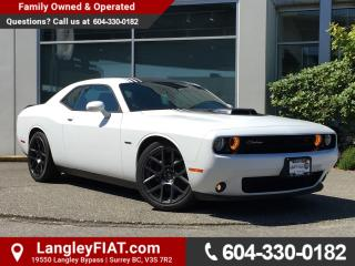 Used 2017 Dodge Challenger R/T B.C OWNED! for sale in Surrey, BC