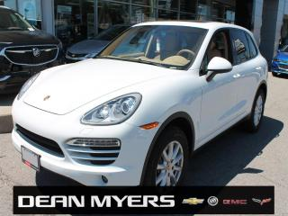 Used 2014 Porsche Cayenne for sale in North York, ON