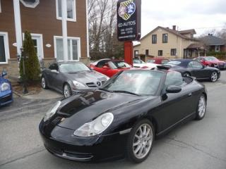 Used 2000 Porsche 911 Carrera for sale in Ste-Marie, QC