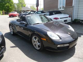 Used 2005 Porsche Boxster Clean for sale in Ste-Marie, QC