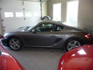 Used 2008 Porsche Cayman Grp Sport for sale in Sainte-marie, QC