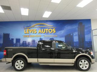 Used 2008 Ford F-150 AWD for sale in Levis, QC