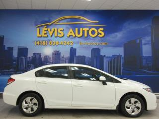 Used 2014 Honda Civic Lx A/c Cruise for sale in Levis, QC