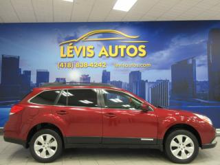 Used 2012 Subaru Outback AWD for sale in Levis, QC