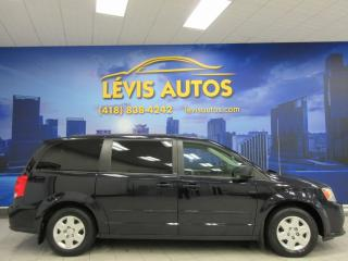 Used 2011 Dodge Grand Caravan Se Stow&go A/c for sale in Levis, QC