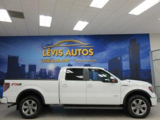 Used 2014 Ford F-150 Fx4 4x4 V-6 3.5 L for sale in Levis, QC