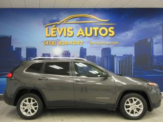 Used 2015 Jeep Cherokee North Sièges Ch. A/c for sale in Levis, QC