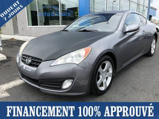 Used 2010 Hyundai Genesis 2.0T for sale in Longueuil, QC
