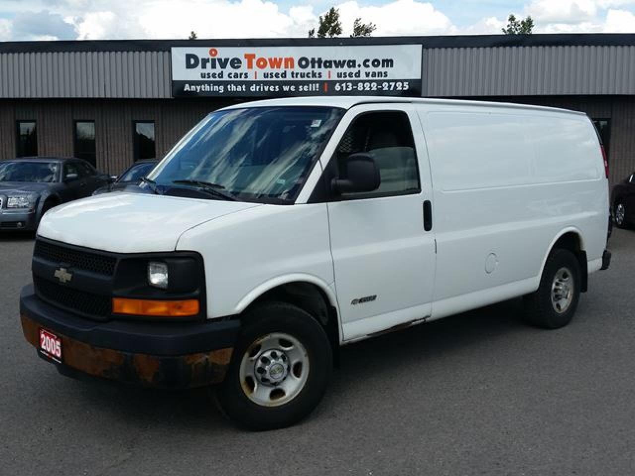 2005 Chevrolet Express 3500 1 TON Cargo Van