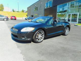 Used 2011 Mitsubishi Eclipse Spyder V6 for sale in Saint-georges, QC