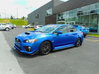 Used 2015 Subaru WRX STI Sport Package M6 for sale in Saint-georges, QC