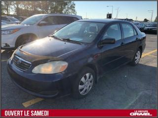 Used 2005 Toyota Corolla Ce Aut Pret A for sale in Saint-leonard, QC