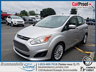 Used 2015 Ford C-MAX SE HYBRIDE GPS for sale in Drummondville, QC