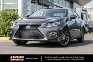 Used 2018 Lexus ES for sale in Pointe-claire, QC