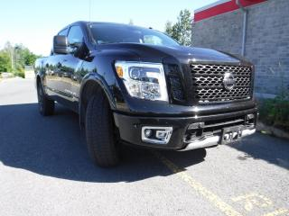 Used 2018 Nissan Titan Pro-4X for sale in Cornwall, ON