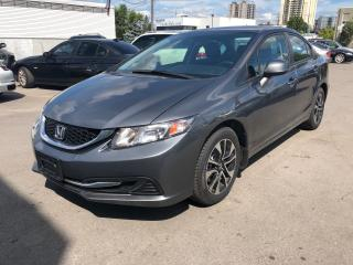 Used 2013 Honda Civic EX for sale in North York, ON