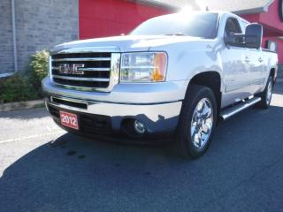 Used 2012 GMC Sierra 1500 SLE for sale in Cornwall, ON